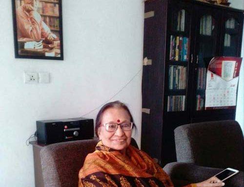 लेखक पुरस्कार के लिए नहीं लिखता, पर पाने की खुशी तो होती ही हैः ममता कालिया