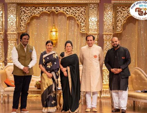 बोस्टन के 'हिंदी मंच राष्ट्रीय महोत्सव' में दीप्ति नवल का जलवा