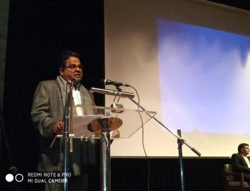 भारतीय भाषाओं के प्रति दृष्टिकोण रखकर ही हिंदी बन सकेगी राष्ट्रभाषा: प्रो चन्दन कुमार