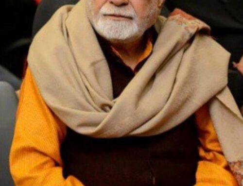 पद्मश्री नरेन्द्र कोहली का निधन, साहित्यकारों ने जताया शोक